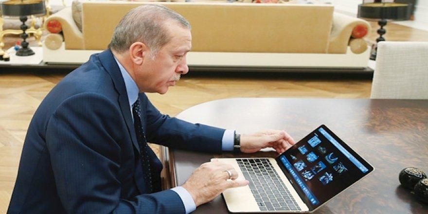 Erdoğan kabineyi takibe aldı