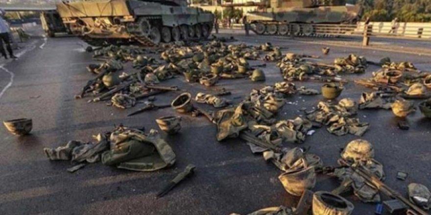 15 Temmuz'da köprüde öldürülen 7 asker için takipsizlik