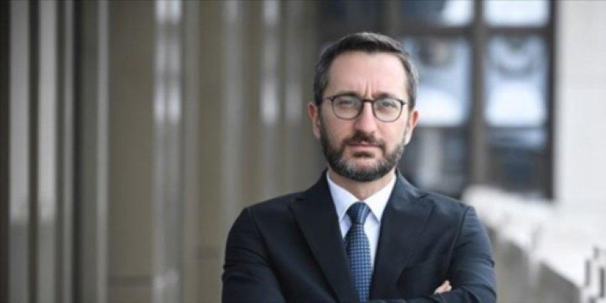 Fahrettin Altun: Yeni çözüm süreci yok