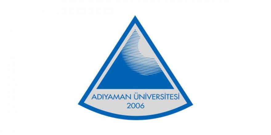 Adıyaman Üniversitesi Öğretim Üyesi Alım İlanı- Düzeltildi