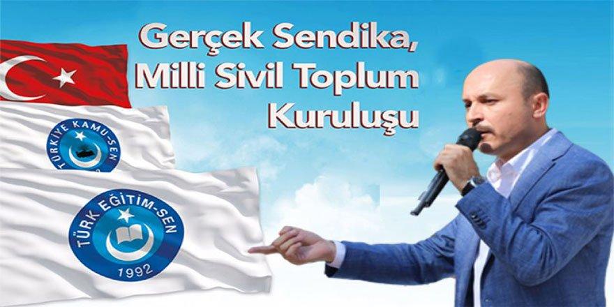Türk Eğitim-Sen 27 Yaşında!