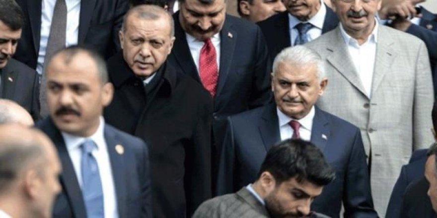 Erdoğan, Binali Yıldırım'ın seçim vaadini eleştirdi