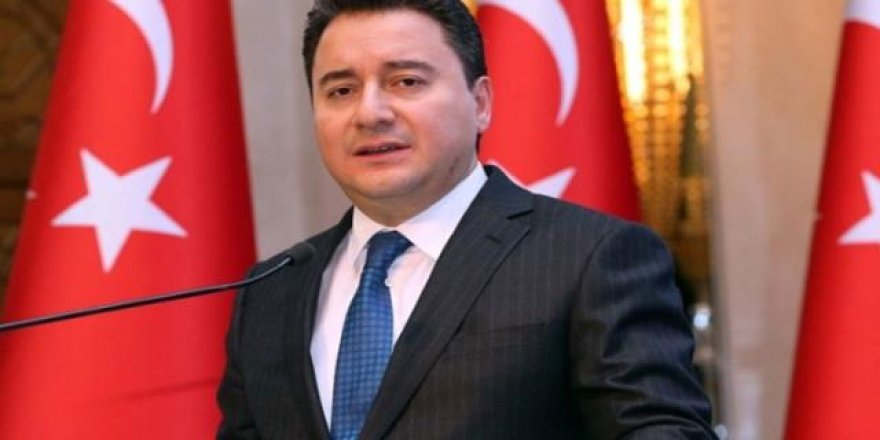 Babacan'ın yeni partisi için tarih belli oldu