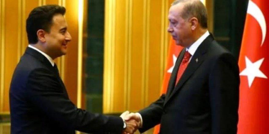 Erdoğan-Babacan görüşmesiyle ilgili açıklama