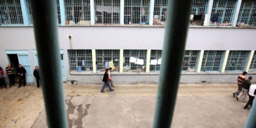 Terör dahil 2 yıldan fazla tutuklu olanlara tahliye