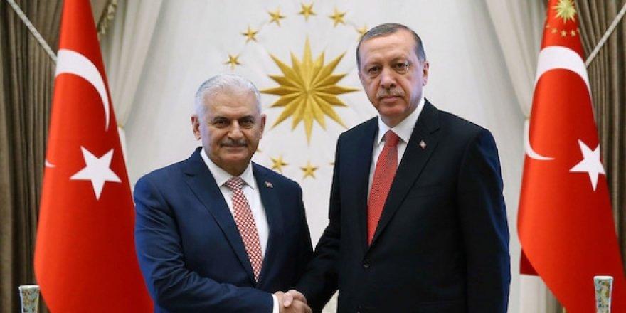 Erdoğan: Binali Bey'i kenarda bırakamayız