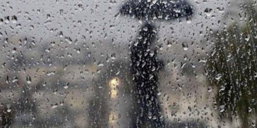 Meteorolojiden kuvvetli yağış uyarısı!3 Ocak 2020 Cuma