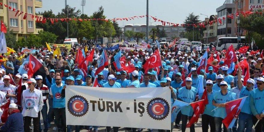 200 bin işçi eylem yapacak