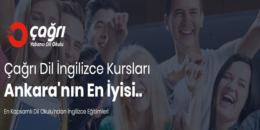 Ankara İngilizce Kursları Tavsiye 2019-2020 Dönemi