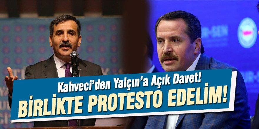 Önder Kahveci'den Memur-Sen'e Eylem Daveti: Birlikte Protesto Edelim!