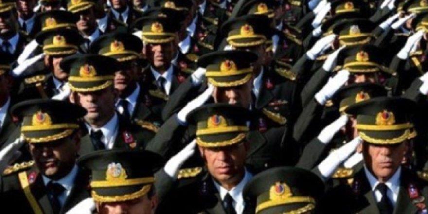 Jandarma Genel Komutanlığı'na dair atama kararnamesi