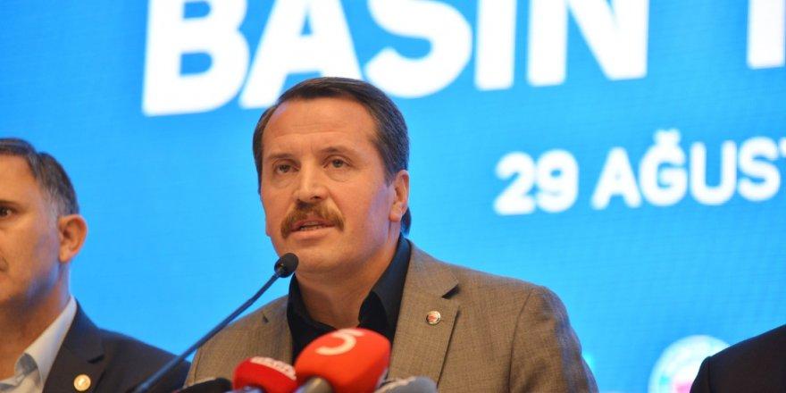 Ali Yalçın: Hakem heyeti adaletten şaştı, noterlik yaptı