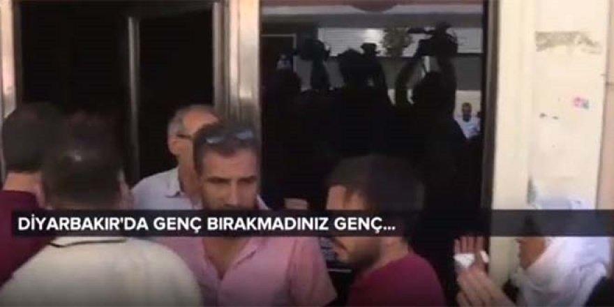 Anne'den HDP'ye... Sizin çocuğunuz dağa gitsin