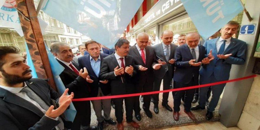 Türk Eğitim-Sen Ankara 5 No'lu Şube Kızılcahamam Temsilciliği Açıldı