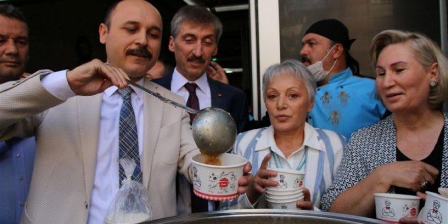Türkiye Kamu-Sen'de Aşure Günü etkinliği gerçekleştirildi.