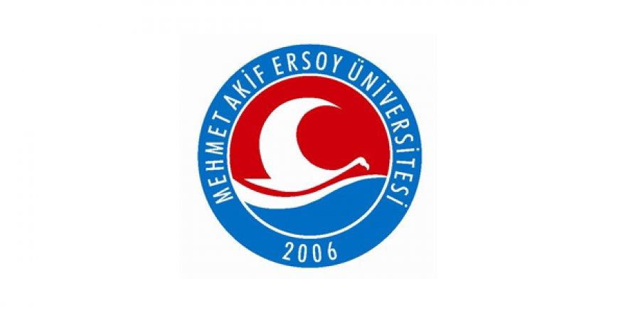 Burdur Mehmet Akif Ersoy Üniversitesi Öğretim Üyesi Alım İlanı