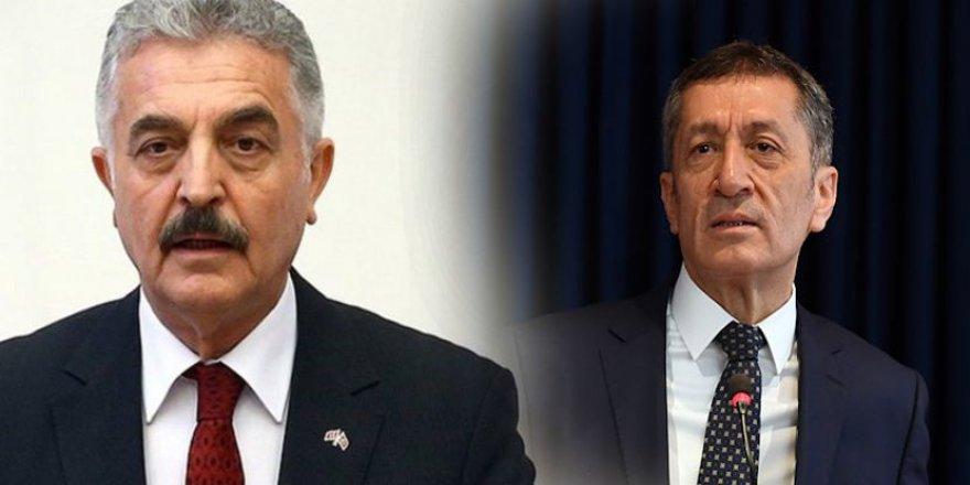 """MHP'den MEB'e Sert Tepki: """"Kürt Tarihi Oluşturmak Üzere..."""