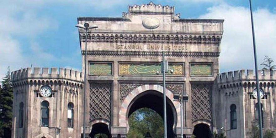 İstanbul Üniversitesi sözleşmeli 94 personel alacak