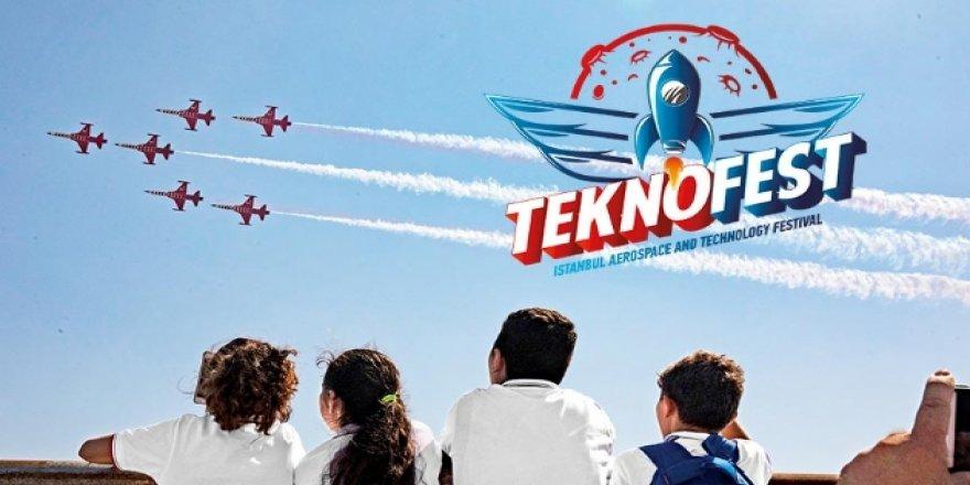 Teknolojideki milli hamlelerimiz Teknofest'te sergileniyor