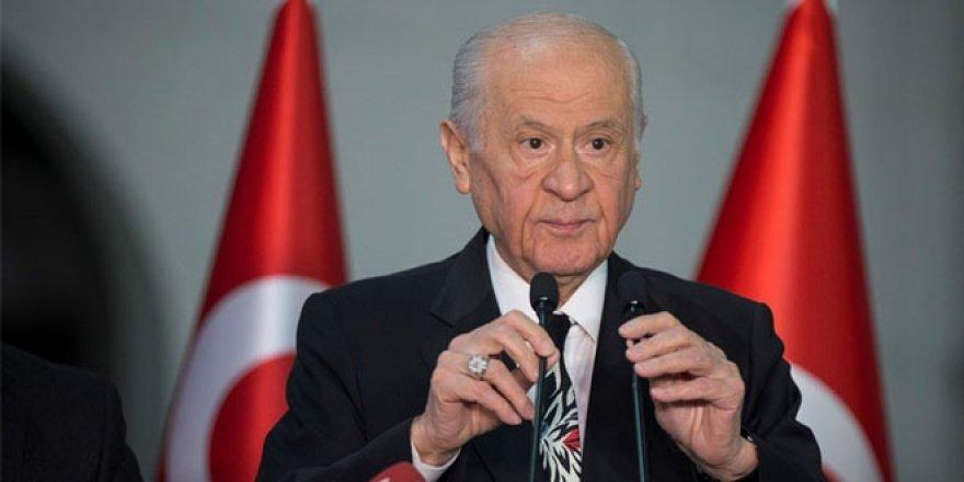 Bahçeli'nin hastaneye kaldırıldığı iddiasına MHP'ten yanıt