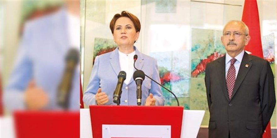 İYİ Parti - CHP ittifakı dağılıyor