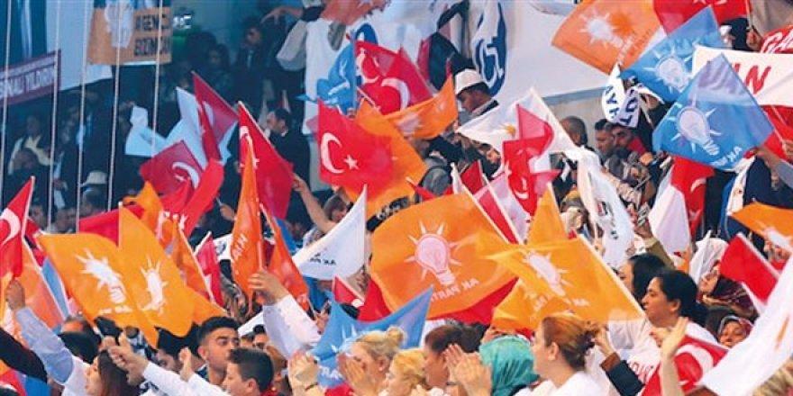10 milyon AK Parti üyesi sandığa gidiyor