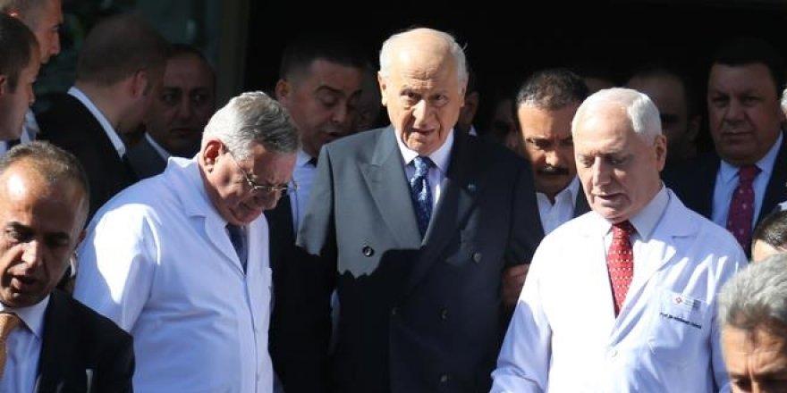 Bahçeli'nin doktoru Haberal'dan Yiğit Bulut'a cevap