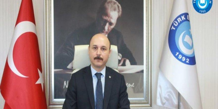 Talip Geylan'dan KKTC Cumhurbaşkanı'na Tepki, Başbakanına Teşekkür!