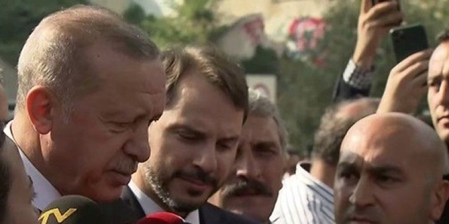 Erdoğan: Güvenlik güçlerimiz alanı terk etmeyecek