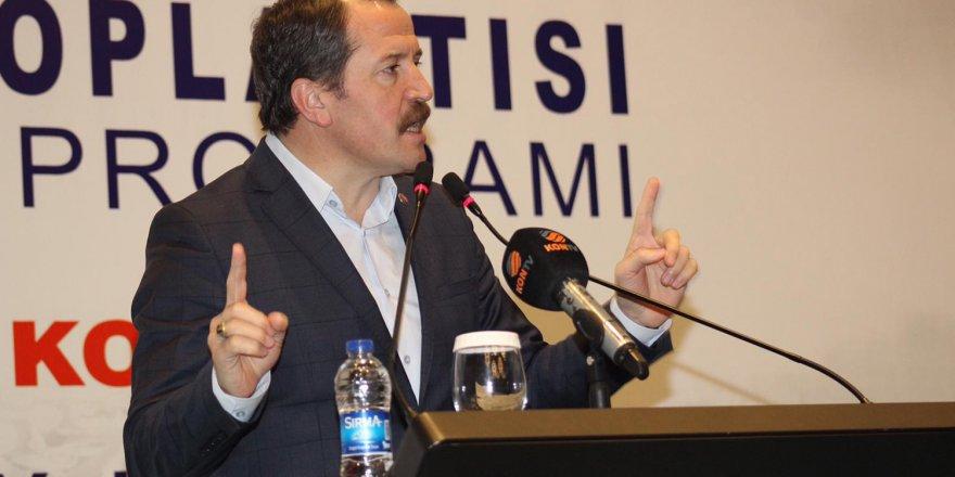 Ali Yalçın'dan Vergi Adaletsizliği Tepkisi! Sermayeye Destek, Memura Köstek!
