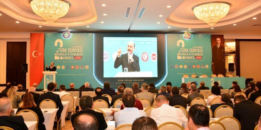 2. Uluslararası Türk Dünyası Mühendislik ve Fen Bilimleri Kongresi Sonuç Bildirgesi