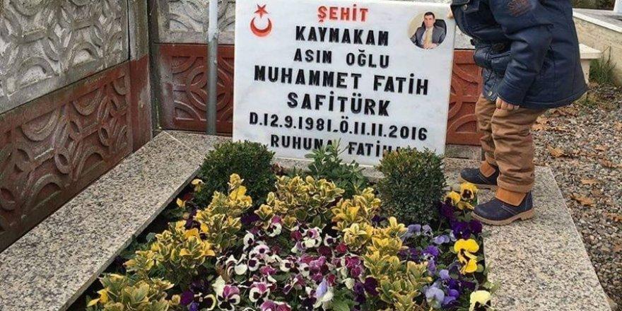 Şehid Kaymakam Muhammed Fatih Safitürk ve Duygulandıran Paylaşım!