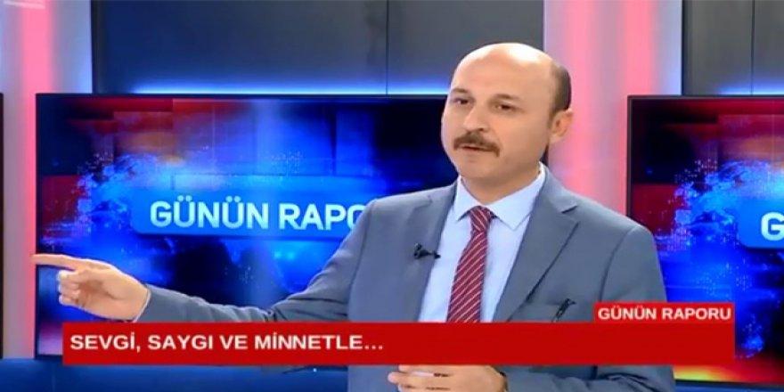 """""""Birtakım eğitim sendikaları dahi Atatürk'ün adını anmaktan imtina ediyorlar"""""""