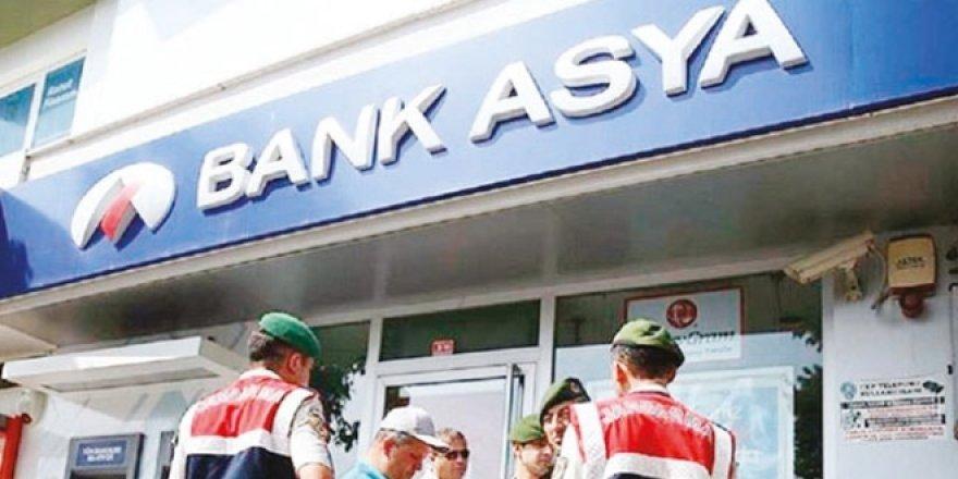 Bank Asya'ya para yatırırken bu notu düşmüş!