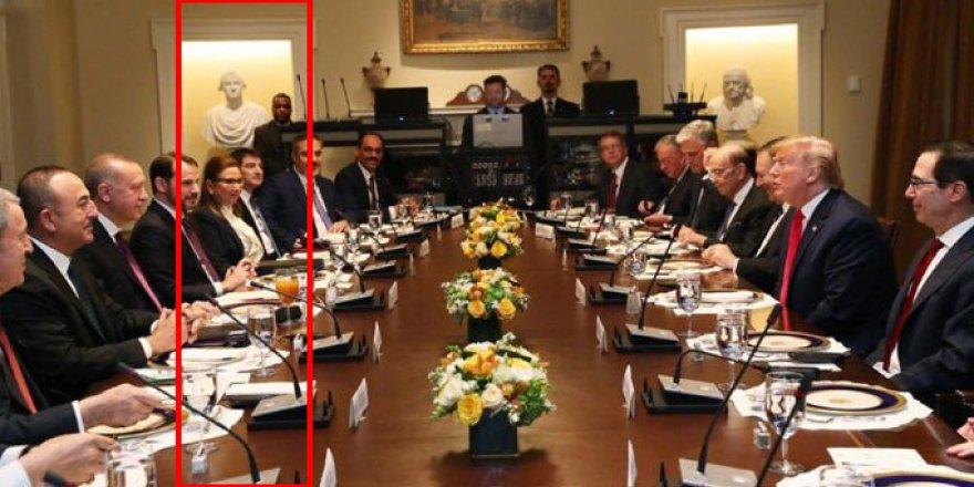 Trump ile yapılan görüşmeye, MHP'li isim de katıldı