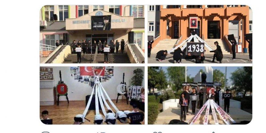 10 Kasım'daki 'Secde' Görüntüleri ORGANİZE Mi?