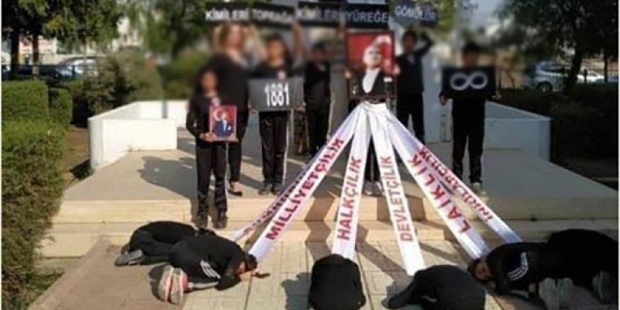 Atatürk'e secde görüntüleri, istisna bir olay değilmiş!