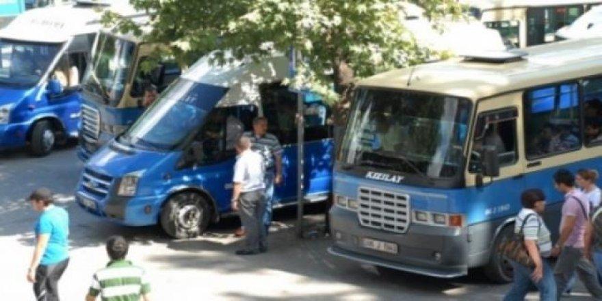 Ankaralılar dikkat! Dolmuşlar Güvenpark'tan kaldırılıyor