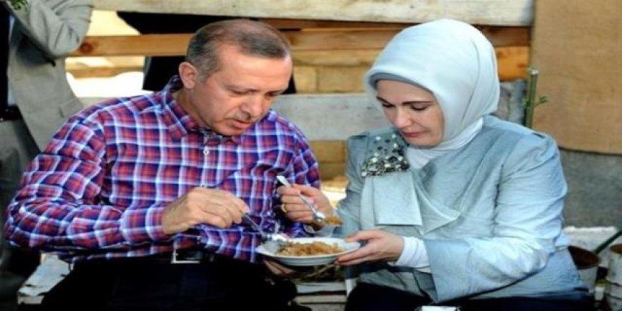 Erdoğan, yemek öncesi mutlaka bunu tüketiyor!