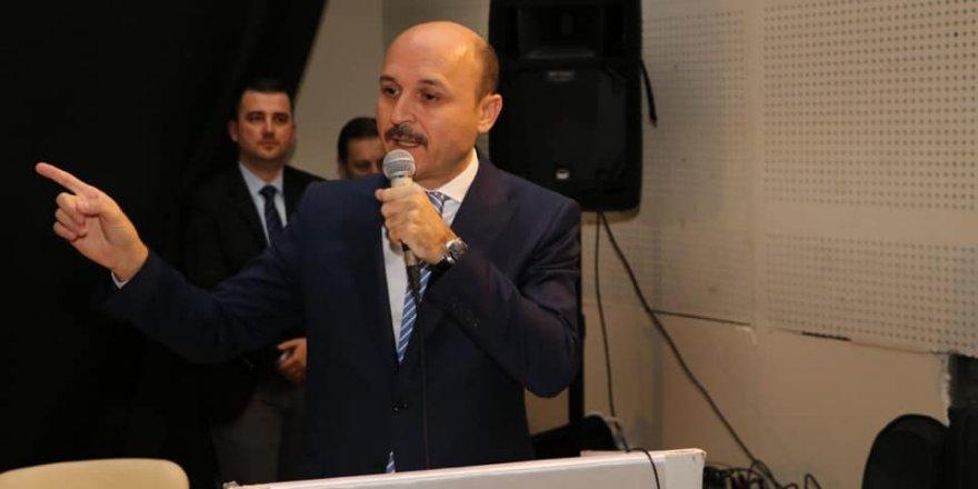 Talip Geylan: Öğretmenlerin itibarı MEB'in namusudur!