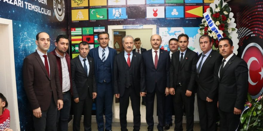 Türk Eğitim-Sen Büyümeye Devam Ediyor! Genel Başkan Talip Geylan'dan Çağrı!