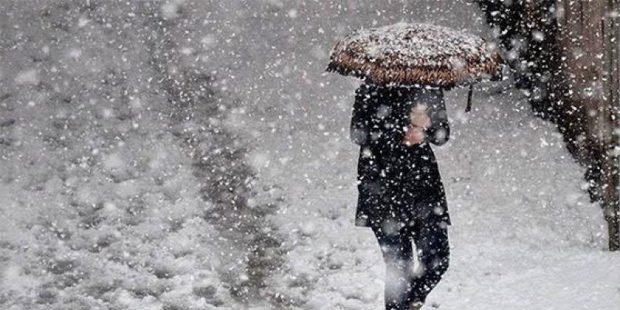 Meteoroloji uyardı: Yağmur ve kar geliyor