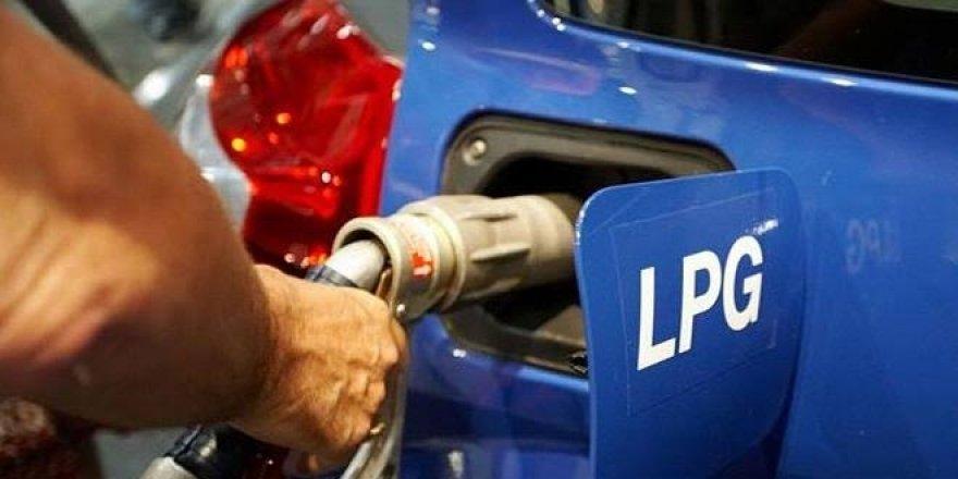LPG otogaz fiyatlarına 9 kuruş zam yapıldı
