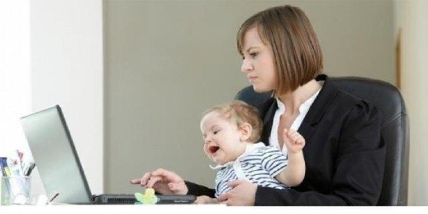 Çalışan yeni anneye 2020'de en az 7 bin 470 TL.