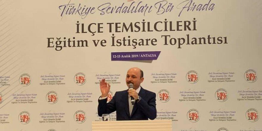 Talip Geylan'dan Flaş FETÖ Çıkışı! 2014-2016 Mülakat Süreçleri İncelenmeli!