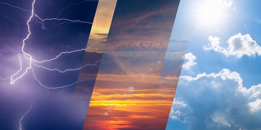 Hafta sonu hava nasıl olacak? Meteoroloji'den il il hava durumu tahminleri