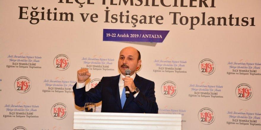 Talip Geylan: Mülakata 'Hayır' Derken, Aslında Ahlaksızlığa 'Hayır' Diyoruz!