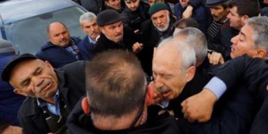 Kılıçdaroğlu'na yumruk atan şahsa 10 yıla kadar hapis talebi