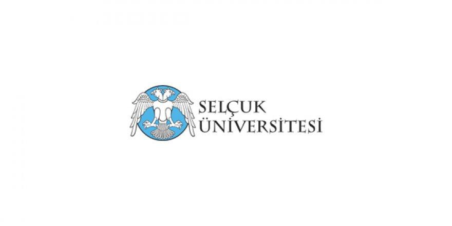 Selçuk Üniversitesi lisansüstü öğrenci alım ilanı