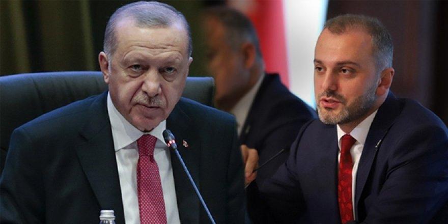 Erdoğan: Niye tüm atamaları bana yıkıyorsun!